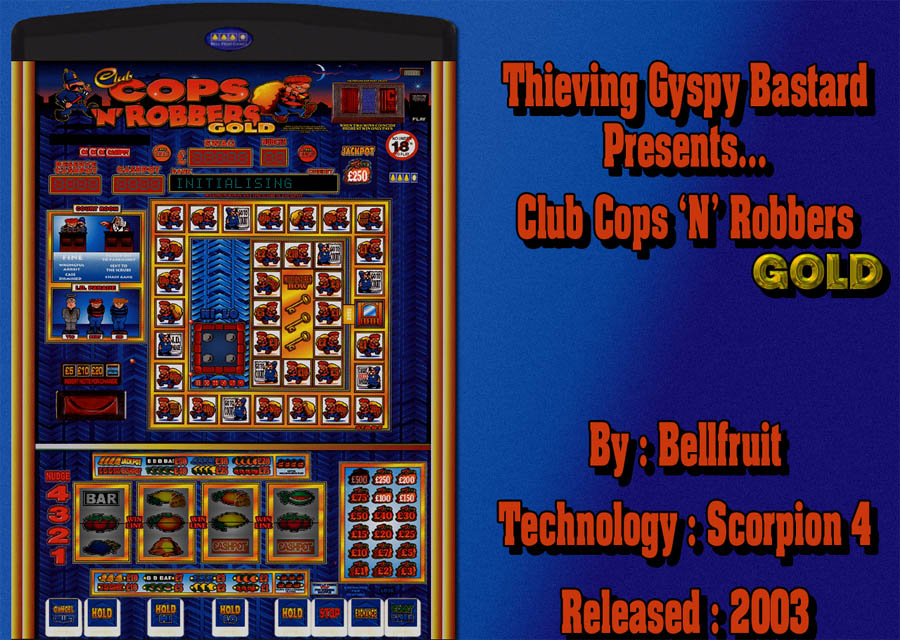 online slot machines cops and robbers slot