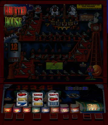 Play Haunted House Slots Online at Casino.com South Africa