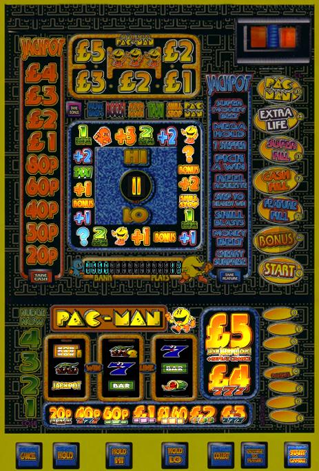 Multi reel slot machines