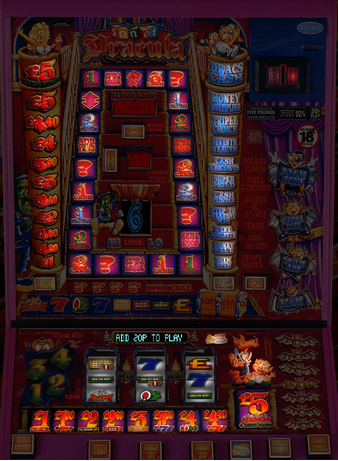 barcrest fruit machines