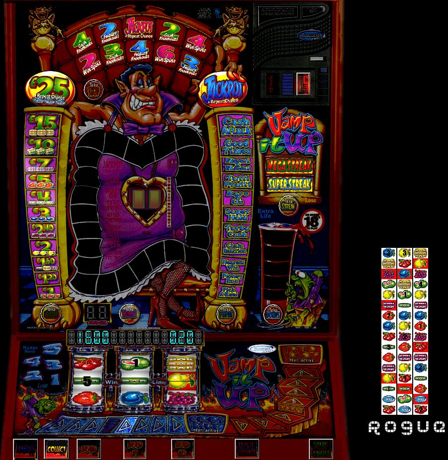 barcrest fruit machine emulator download